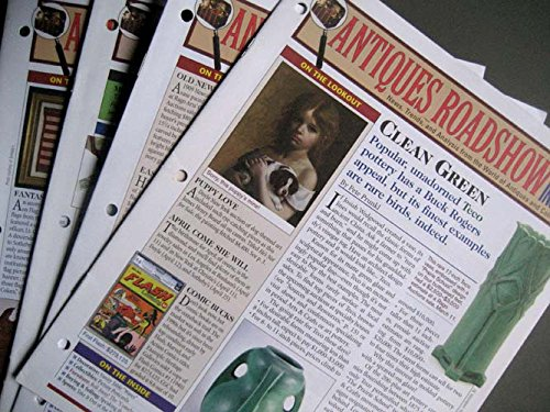 9 Issues of Antique Roadshow Insider