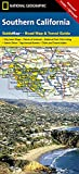 National Geographic 2006 Southern California Guide Map, Road Map, & Travel Guide (National Geographic GuideMaps)