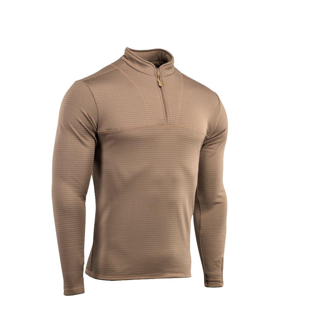 M-Tac Delta Level 2 Mens Top Thermal Underwear for Men Fleece Lined Compression Shirt