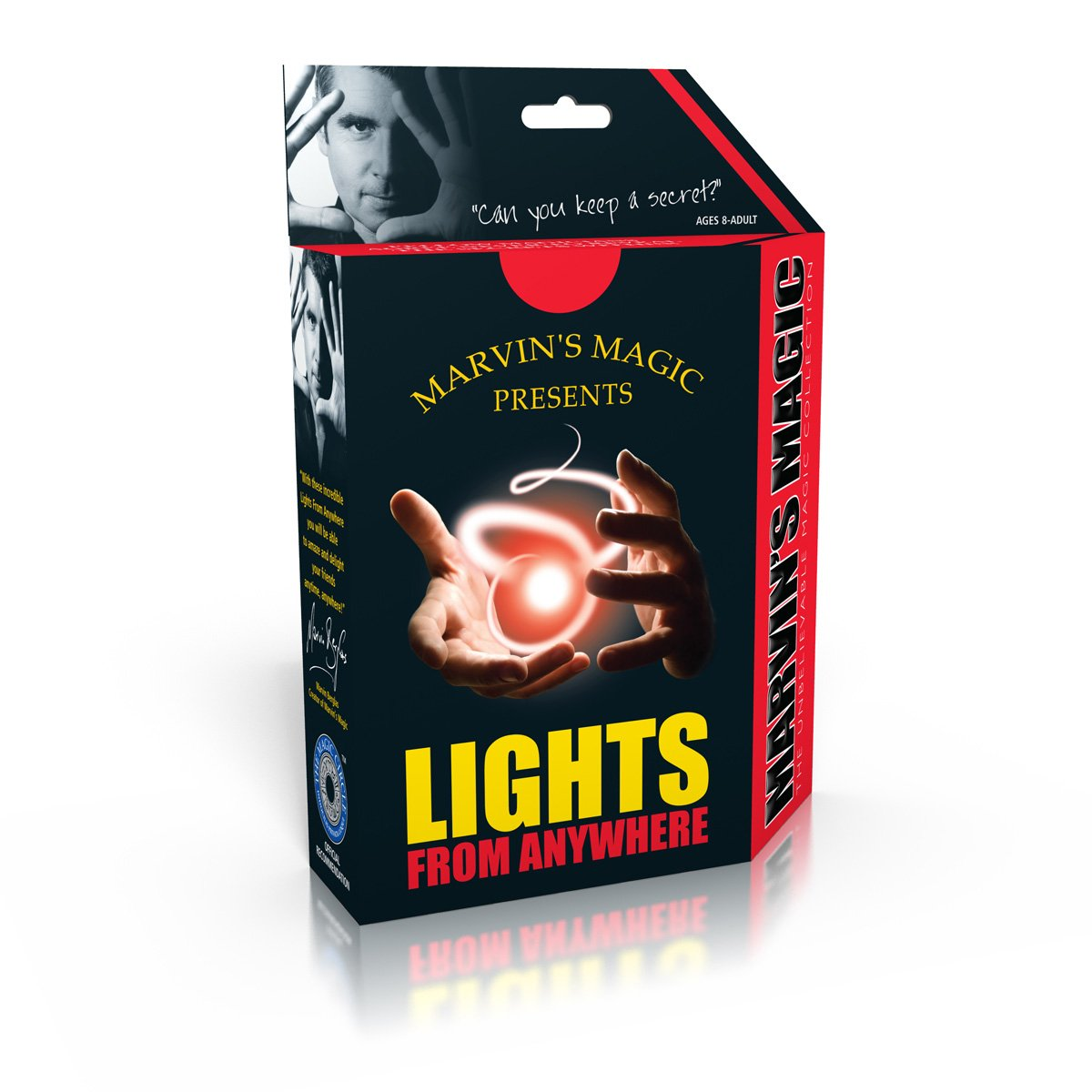 Marvin's Magic Lights from Anywhere Magic Trick Set, Magical Lights - Adult by Marvin's Magic