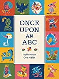 img - for Once Upon an ABC book / textbook / text book