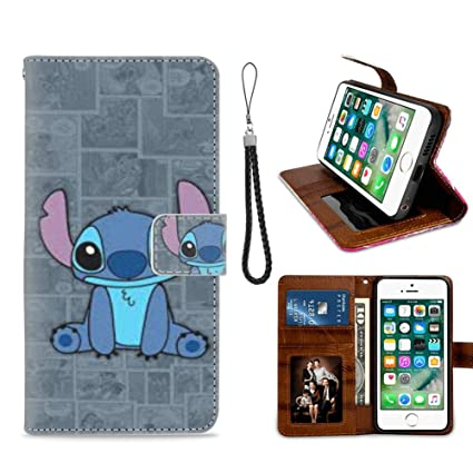 Amazon Com Disney Collection Wallet Case With Kickstand For