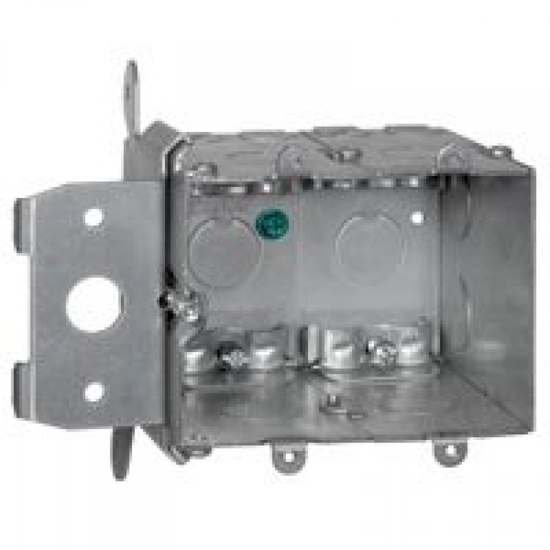 Thomas & Betts Mb238adj Switch/outlet Box, 3.52\