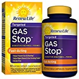 Best Gas Relief Pills - Renew Life Gas Stop, 60 Capsules Review