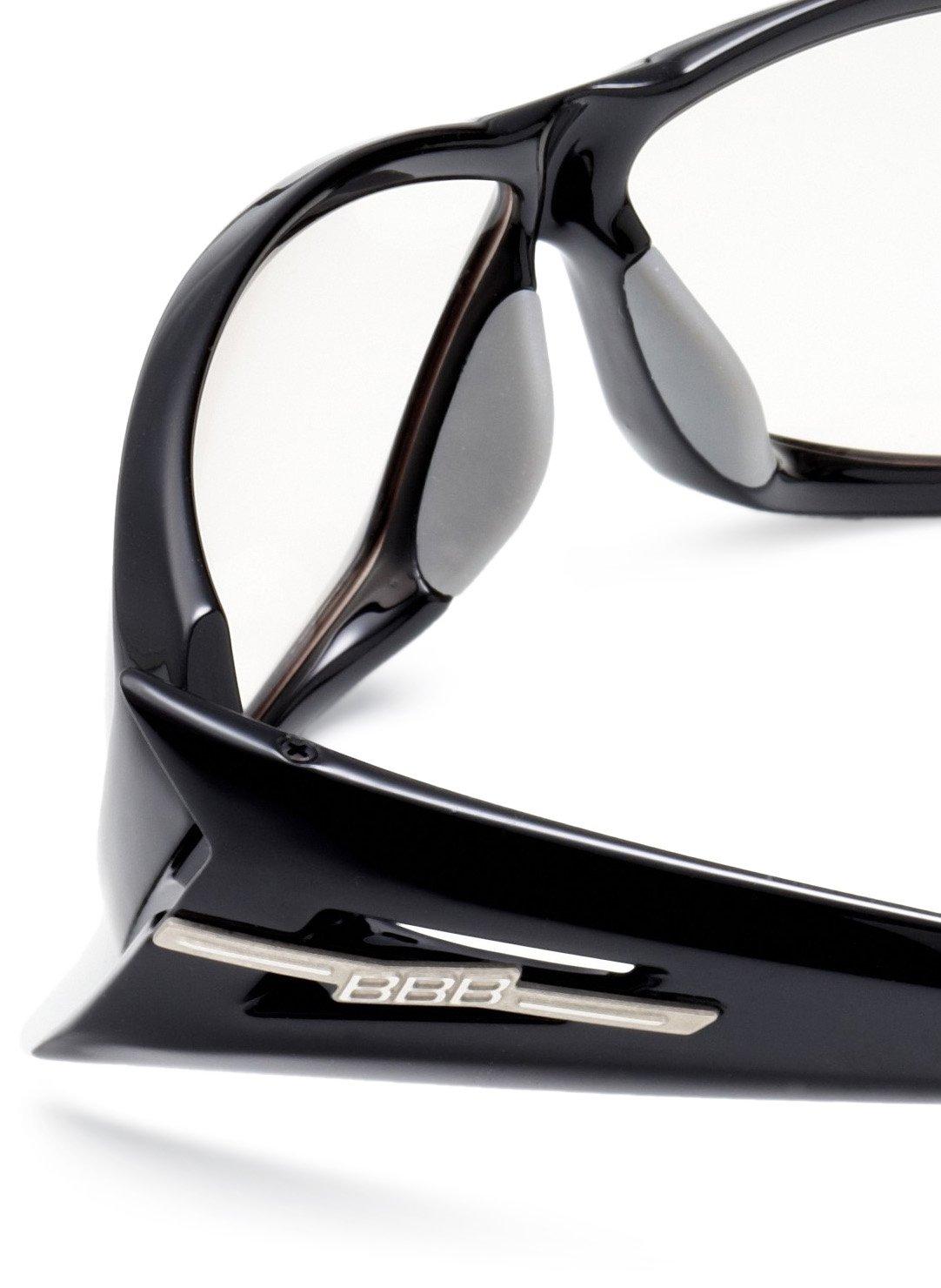 BBB Uni Sonnenbrille Rapid PH BSG-37, schwarz-glänzend, 880253751