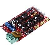 Segolike New RAMPS 1.4 3D Printer Controller Shield Board for Arduino Mega RepRap Prusa