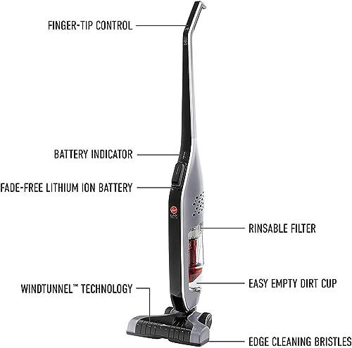 hoover linx cordless stick vacuum bh50010
