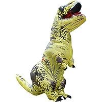 Triseaman Adulto de Halloween Ropa T-Rex Tyrannosaurus Hinchable