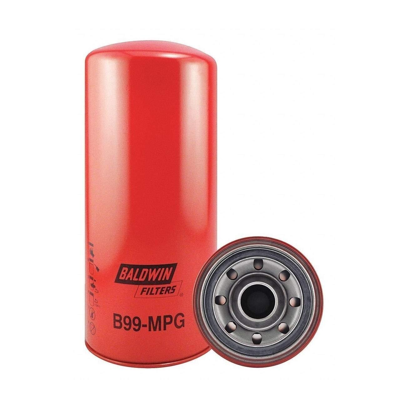 Baldwin Filter B99-MPG, Full-Flow Oil Spin-on