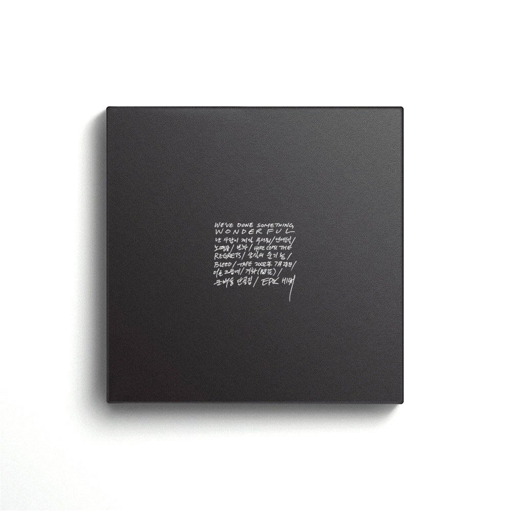YG Entertainment EPIK HIGH OFFICIAL 9TH ALBUM [We've done something wonderful] LP Version by YG Entertainment