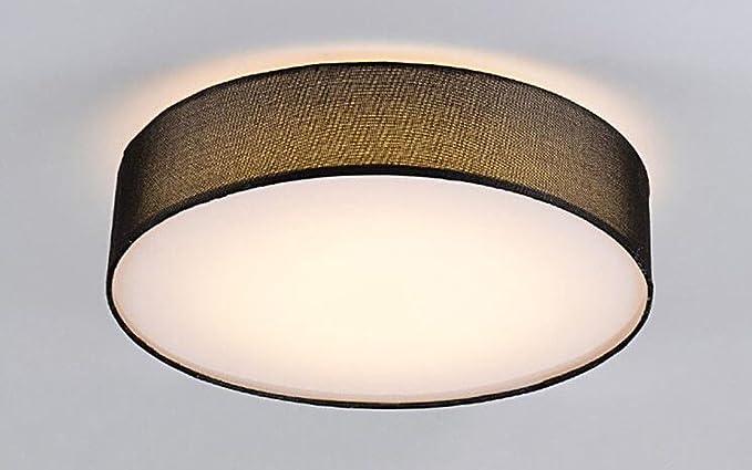 Plafoniera Tessuto : Diy family®plafoniera moderna del lino tessuto ombra