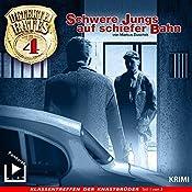 Schwere Jungs auf schiefer Bahn (Detektei Bates 4) | Markus Duschek
