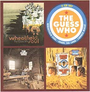 Wheatfield Soul / Share The Land / Canned Wheat