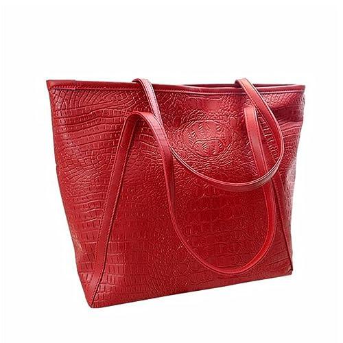 16fd40838339 Amazon.com: Big Tote Bags,Elaco Casual Women Shoulder Bags Large ...