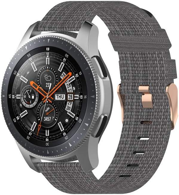 Malla Repuesto Para Reloj 22mm Galaxy, Huawei, Ver Modelos