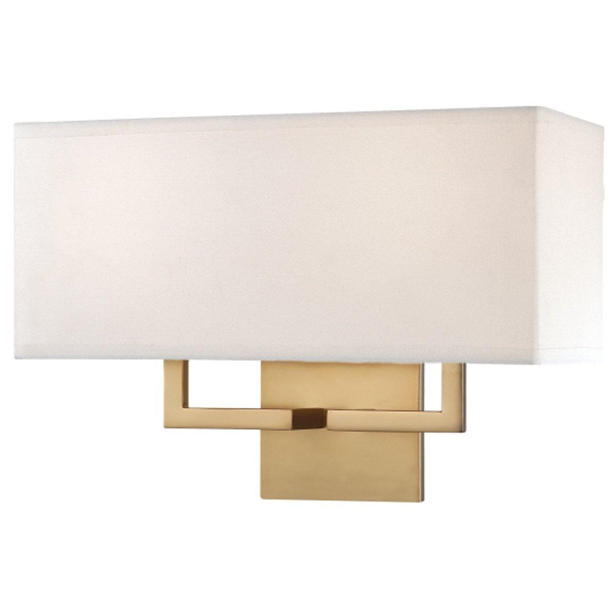 George Kovacs P472-248, 2 Light Wall Sconce, Honey Gold by Kovacs