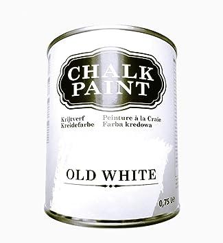 Kreidefarbe old white Holz Farbe Shabby Chic Möbelfarbe Vintage ...