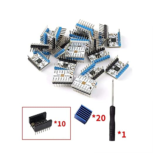 Accesorios impresora 3D Impresora 3D 20 piezas de Super Conductor ...
