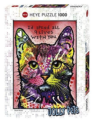 Heye Puzzle 9 Vite 1000 Pezzi Vd 29731