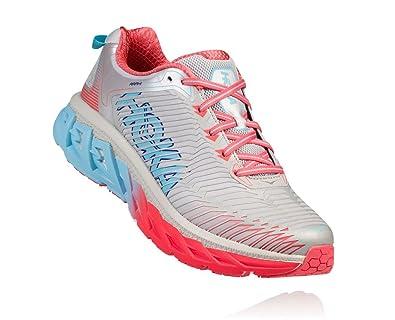 bc73dc9ee9fbf HOKA ONE ONE Arahi Running Shoe - Micro Chip/Dubarry - Womens - 9.5