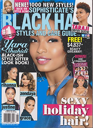 Sophisticates Styles Magazine December January