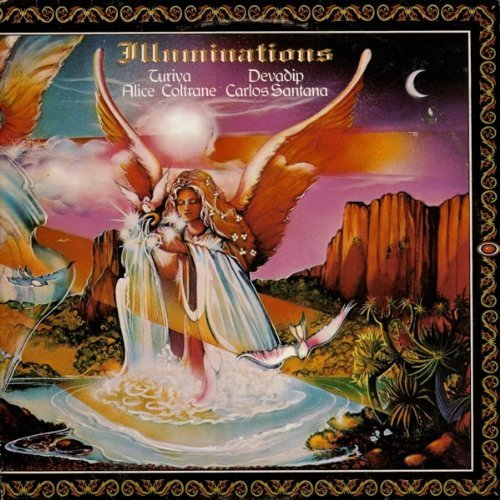 Carlos Santana - Carlos Santana And Alice Coltrane Illuminations - Zortam Music