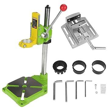 akozon soporte mesa para taladro, soporte de perforación, soporte ...