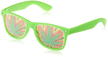 Amazon.com: Weed – Gafas de sol, Color Funny Wayfarer ...