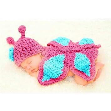 Jastore ®Schmetterling Baby-Kostüm Windel Schuhe Fotografie Prop ...