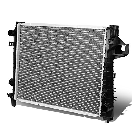 For Dodge RAM 1500/2500/3500 OE Style Aluminum Core 2480 Replacement Cooling Radiator