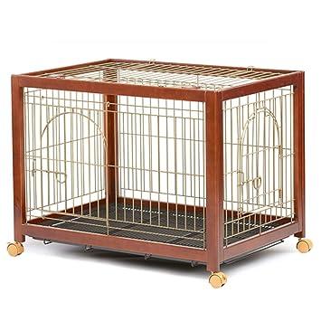 Casetas y Cajas para Perros Jaula para Mascotas Jaula para Perros pequeña Mediana Grande para Perros ...