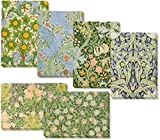 36-Pack Greeting Cards - Blank on the Inside - Assorted All Occasion Cards - William Morris Designs, Envelopes Included - 5 x 3.5 Inches