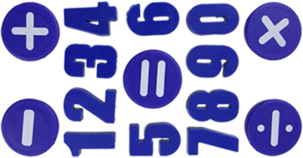Aritmética Símbolo Número árabe imán de la hebilla de la etiqueta ...