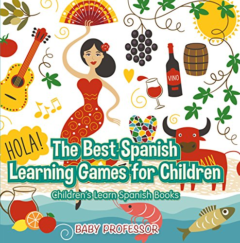 The Best Spanish Learning Games for Children | Children's Learn Spanish Books - Portuguese Dictionary For Kids