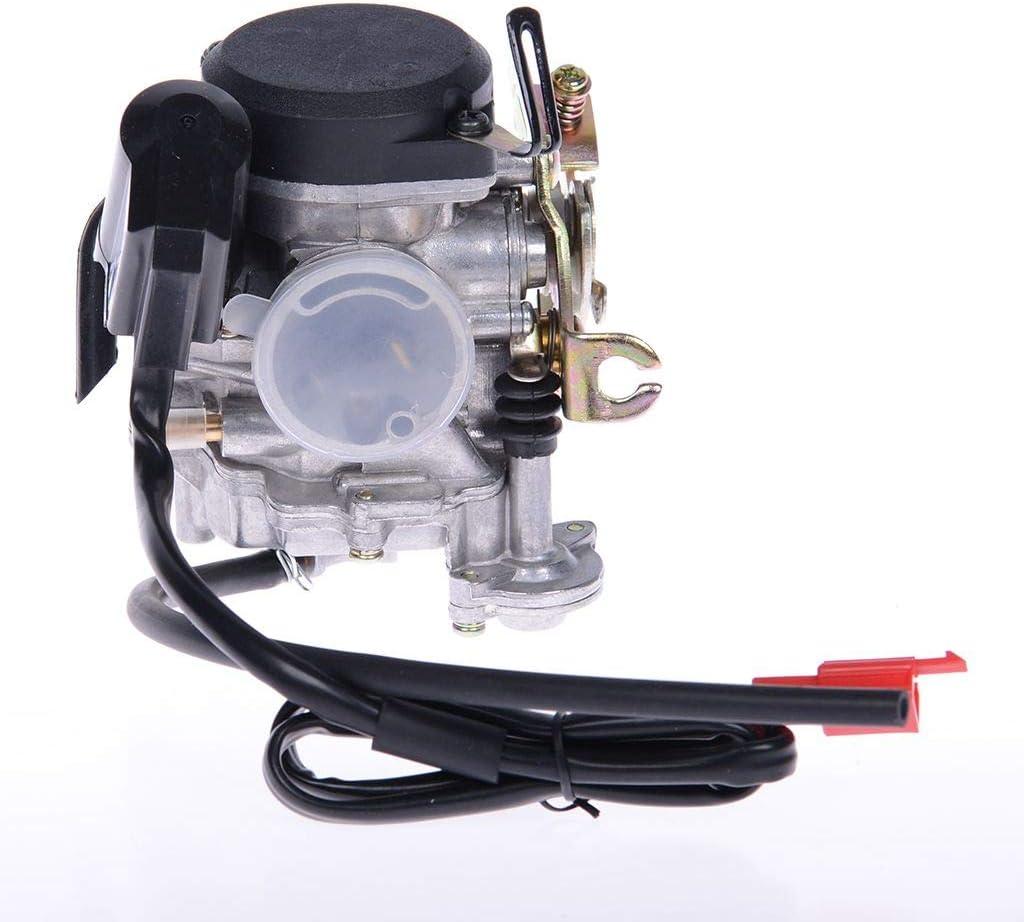 Vergaser Kunststoffdeckel Mit Beschleunigerpumpe Fiddle Ii 50 Aw05w 4 Takt 08 13 Auto