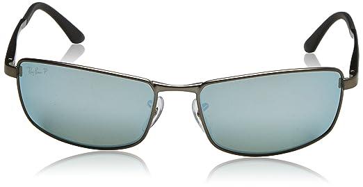 aaa672d5ee4 Amazon.com  Ray-Ban RB3498 029 Y4 Polarized Sunglasses