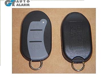 GTautoalarm - Carcasa para mando a distancia de alarma ...