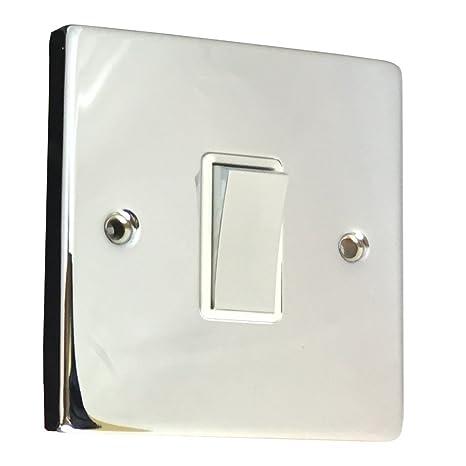 Sinoe B302BMF BS Certified 10A 1 Gang 2 Way Light Switch