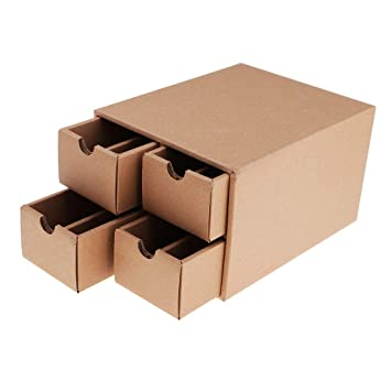 Homyl Caja de Almacenamiento para Botellas de Pintura ...