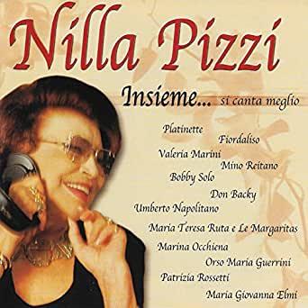 mp3 nilla pizzi