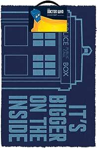Doctor Who - Tardi Outdoor Doormat