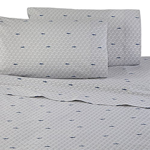shark bed sheets full - 7