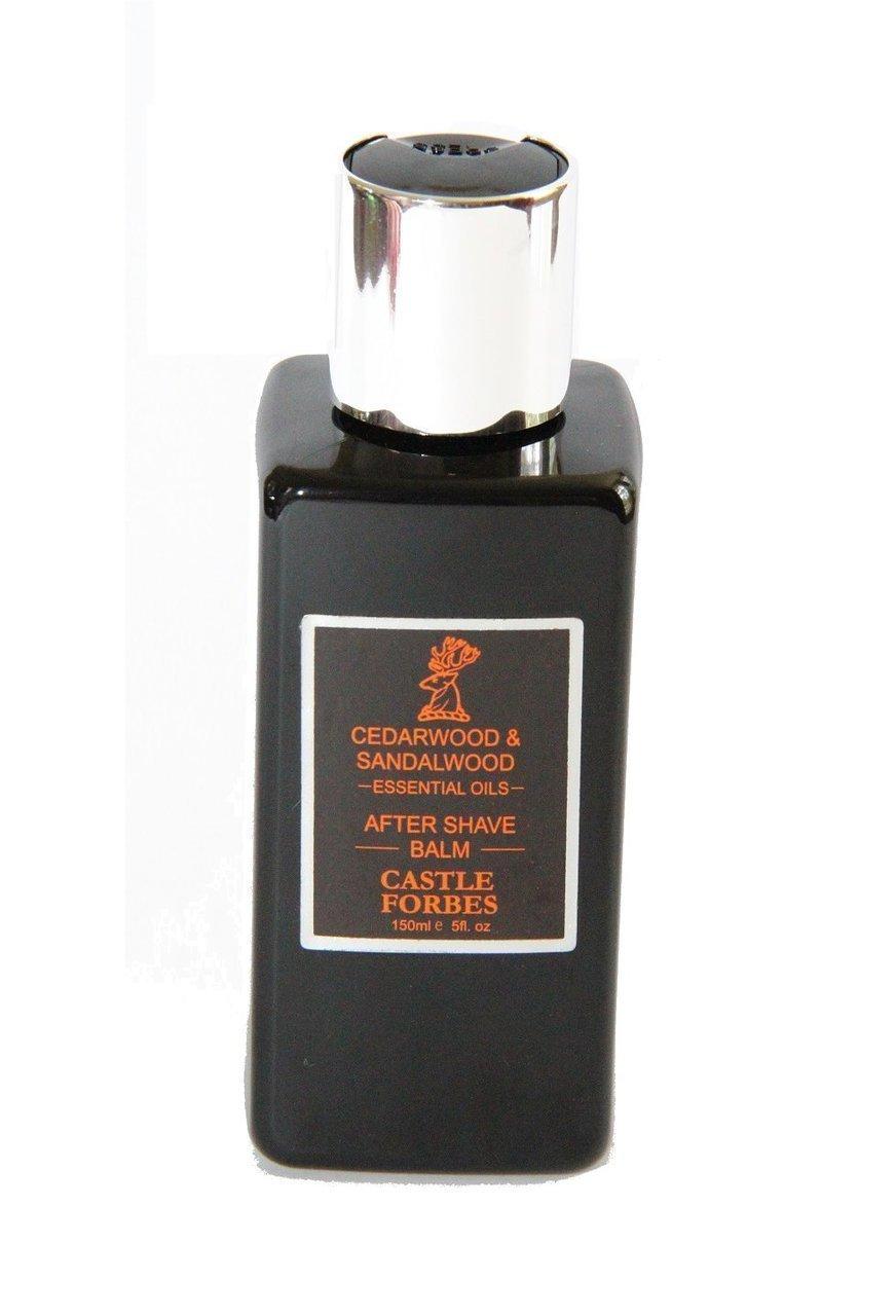 Castle Forbes Cedarwood & Sandalwood Aftershave Balm (150 ml)