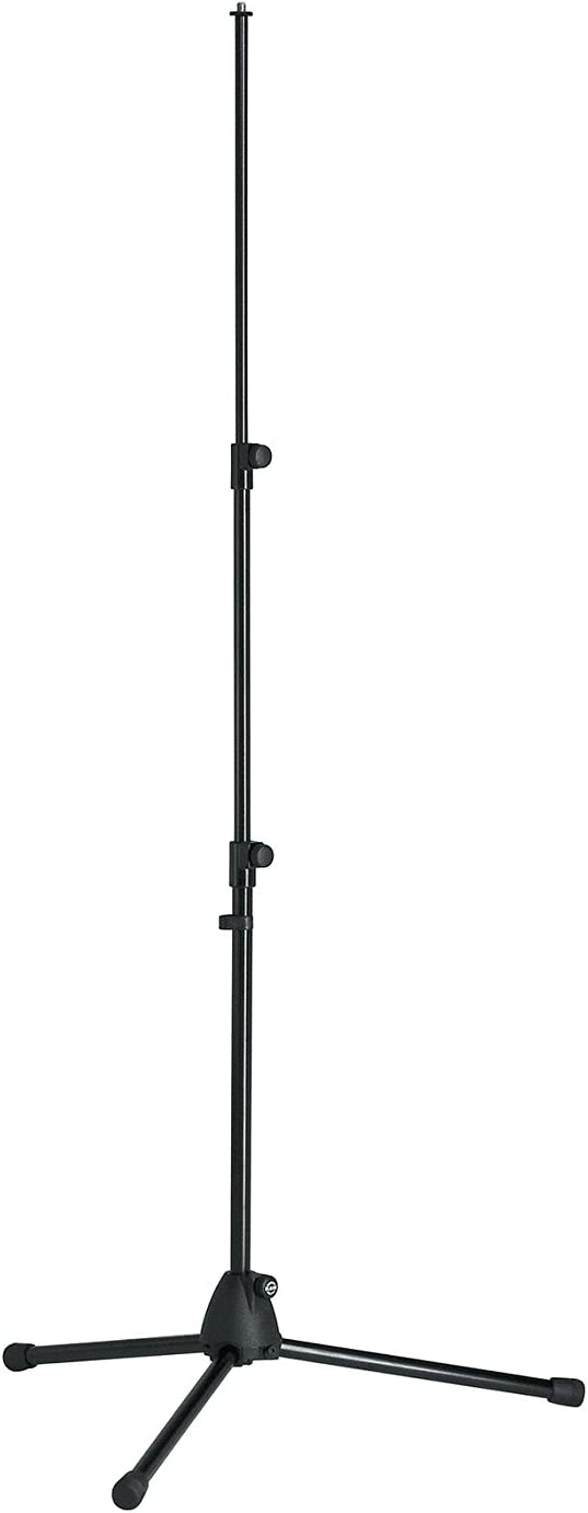 K&M Stands K&M-199 Microphone Stand-Black (19900.500.55)