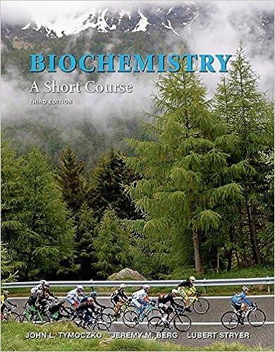 biochemistry a short course tymoczko test bank