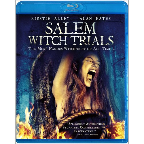 Salem Witch Trials [Blu-ray]