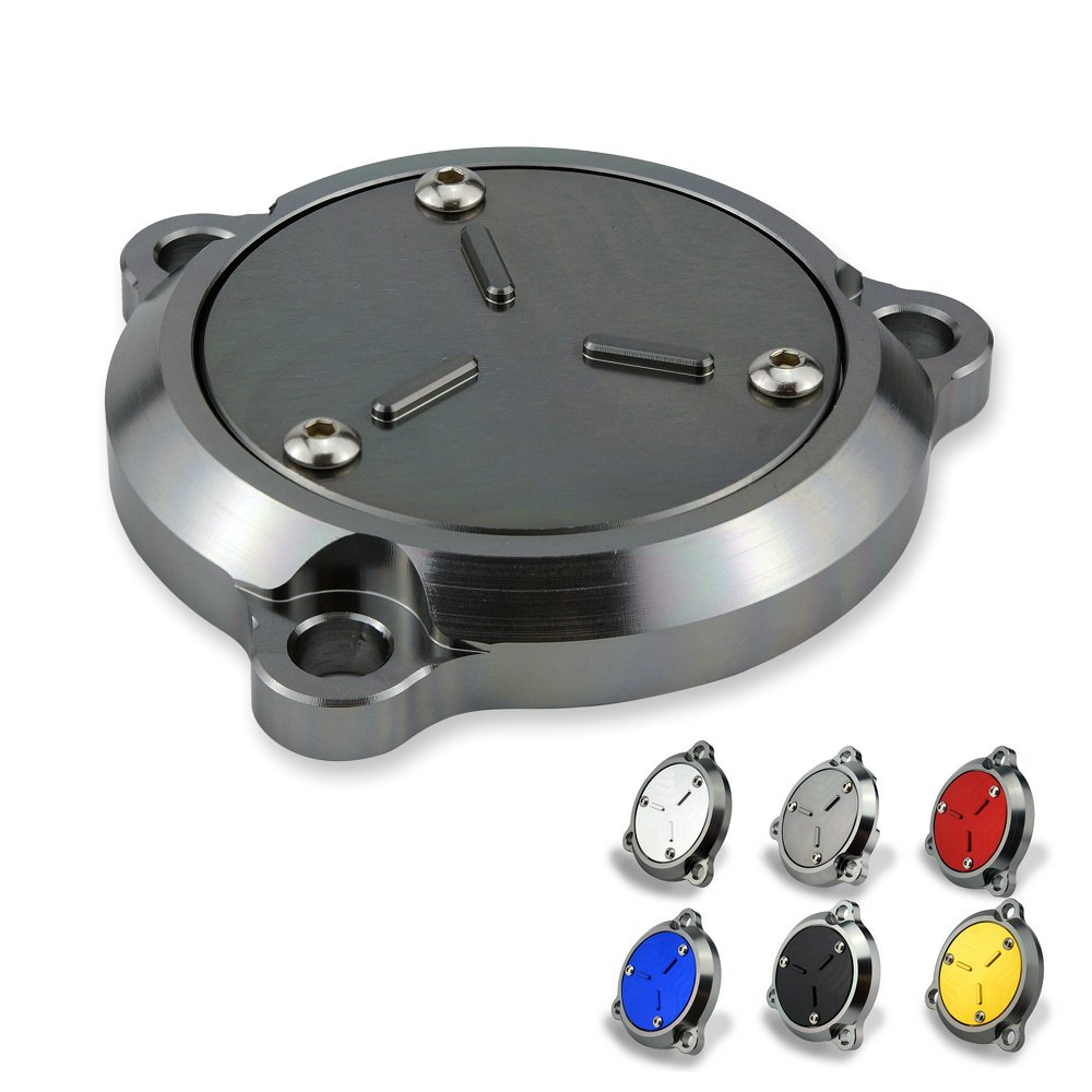 Heinmo CNC Aluminum Frame Hole Cover Front Drive Shaft Cover Guard Protector Accessories For Tmax 530 2012-17