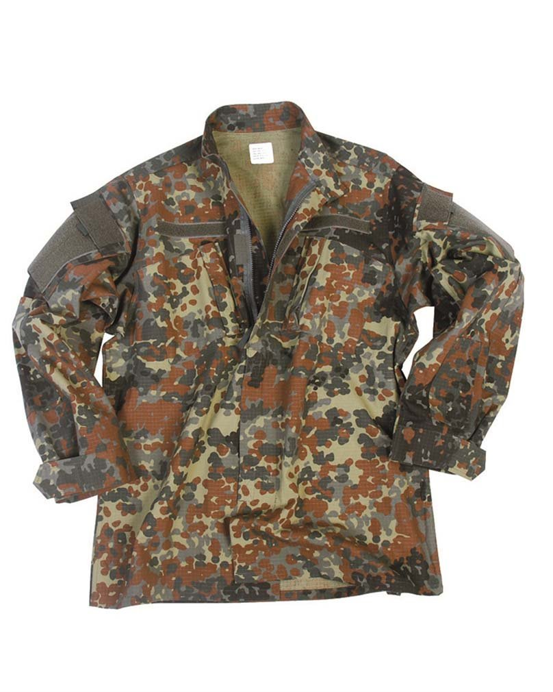MIL-TEC ACU veste militaire american homme RipStop