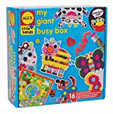 : ALEX Toys Little Hands My Giant Busy Box