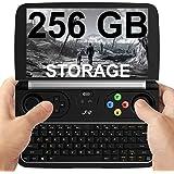 """GPD Win 2 [256GB M.2 SSDストレージ] 6""""ミニハンドヘルドビデオゲームコンソールポータブルウィンドウズ10ゲームプレイヤーラップトップノートブックタブレットPC CPU M3-7y30 Intel HDグラフィック615 8GB / 256GB"""